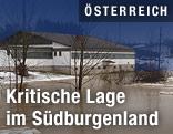 Hochwasser im Burgenland