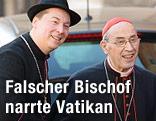 Falscher Bischof Ralph Napierski