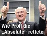 Landeshauptmann und ÖVP-Spitzenkandidat Erwin Pröll