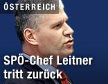 SPÖ-Chef Leitner