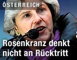 FPÖ-Spitzenkandidatin Barbara Rosenkranz
