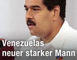 Venezuelas Vizepräsident Nicolas Maduro