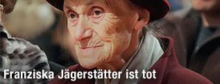 Franziska Jägerstätter