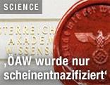 Siegel vor der Österreichischen Akademie der Wissenschaften