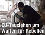Syrischer Rebell