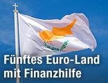 Zypriotische Flagge