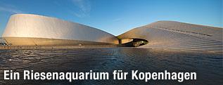 Außenansicht des neuen Aquarium in Kopenhagen