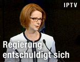 Australiens Premierministerin Julia Gillard