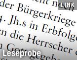 """Erste Seite des des Buchs """"Kriminalgeschichte des Christentums"""""""