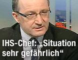 IHS-Chef Christian Keuschnigg