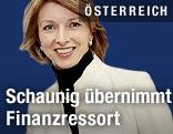 Gaby Schaunig, neue Finanz-Landesrätin in Kärnten