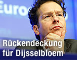Euro-Gruppen-Chef Jeroen Dijsselbloem