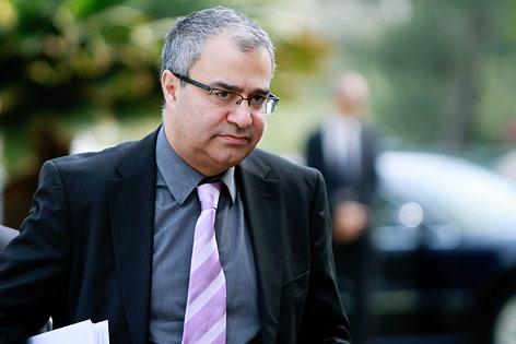 Zyperns Zentralbankchef Panikos Demetriades