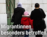 Frauen mit Migrationshintergrund