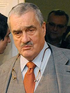 Der tschechische Außenminister Karel Schwarzenberg
