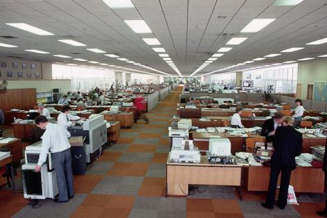 JCB-Büro