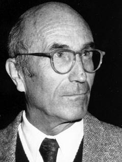 Der Soziologe Niklas Luhmann