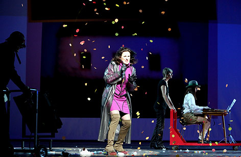 """""""Spuren der Verirrten"""" am Landestheater Linz"""