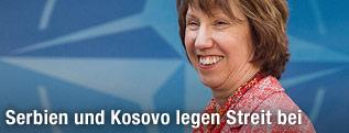 EU-Außenbeauftragte Catherine Ashton