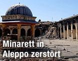 Moschee ohne Minarett in Aleppo