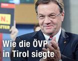 Tiroler Landeshauptmann Günther Platter