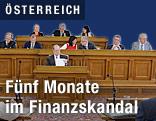 Sondersitzung des Salzburger Landtags zum Finanzskandal