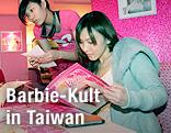 """Barbie Cafe"" in Taipei"