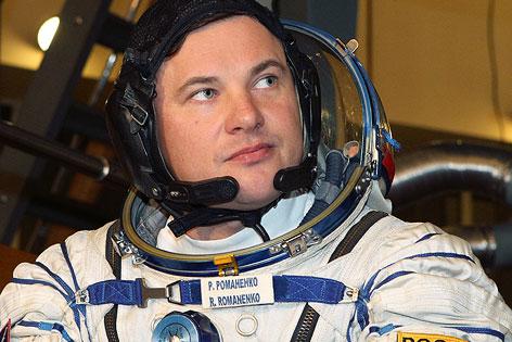 Kosmonaut Roman Romanenko