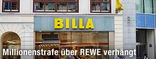 Billa-Filiale