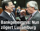 Der luxemburgische Regierungschef Jean-Claude Juncker