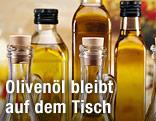 Olivenöl-Karaffe