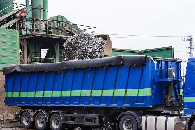 Recyclingbetrieb Müller-Guttenbrunn in Amstetten