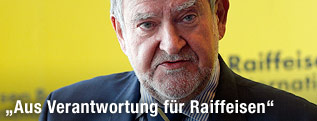 Raiffeisen Bank International-Chef Herbert Stepic