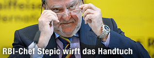 Raiffeisen Bank International-Chef Herbert Stepic