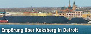 Koksberg in Detroit