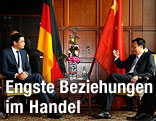 Philipp Roesler und Li Keqiang