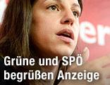 SPÖ-Bundesgeschäftsführerin Laura Rudas