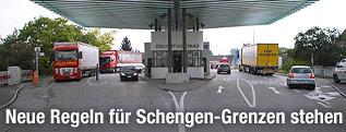 Grenzübergang Lustenau