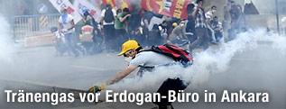 Demonstration in Ankara
