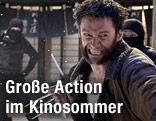 """Hugh Jackman als Logan in """"Wolverine"""""""