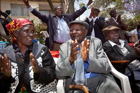 Jane Muthoni Mara, Wambuga Wa Nyingi und Paulo Muoka Nzili