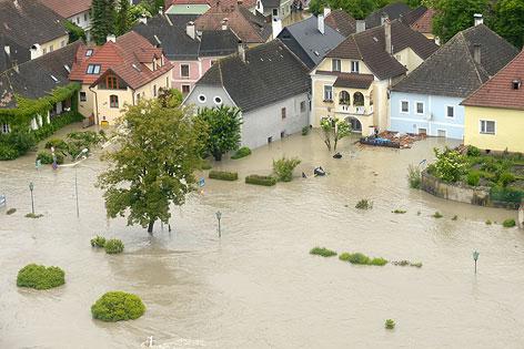 österreich überschwemmung