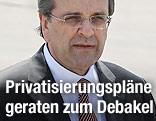 Griechischer Ministerpräsident Antonis Samaras