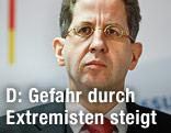 Deutscher Verfassungsschutz-Präsident Hans-Georg Maaßen