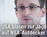 Informant Edward Snowden