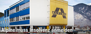 Alpine-Gebäude