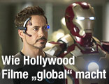 "Robert Downey Jr. als Tony Stark in ""Iron Man 3"""
