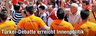 Pro-Erdogan-Demonstration in Wien