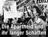Anti-Apartheid-Demonstrationen in Soweto