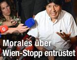 Boliviens Präsident Evo Morales